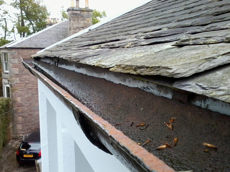 Slating Tiling Lead Work Gutters Valleys Chimneys