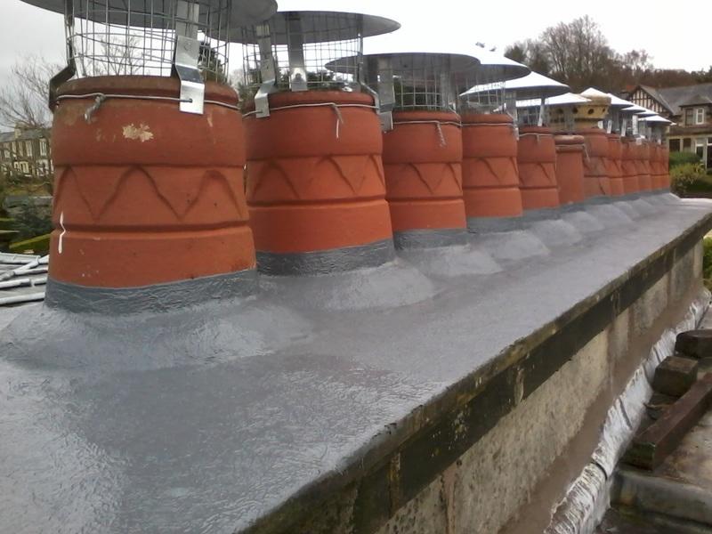 Slating Tiling Lead Work Gutters Valleys Chimneys